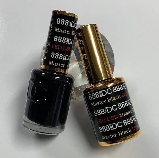 Master Black 888