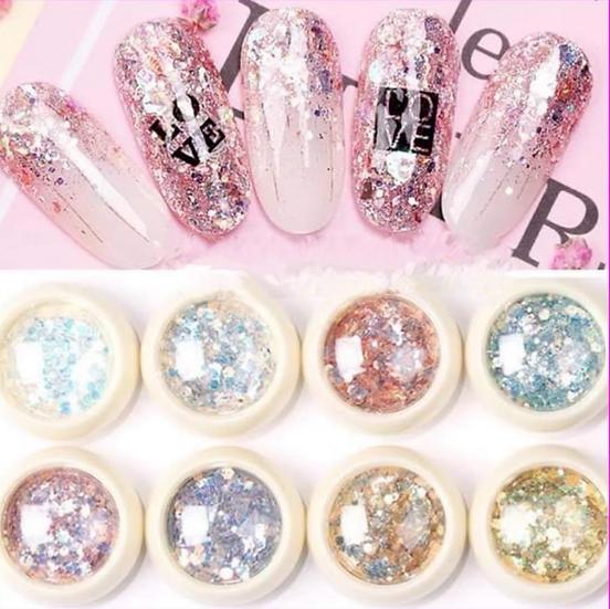 Glitters Set (8pcs)
