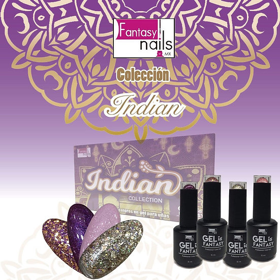 Indian Gel Collection