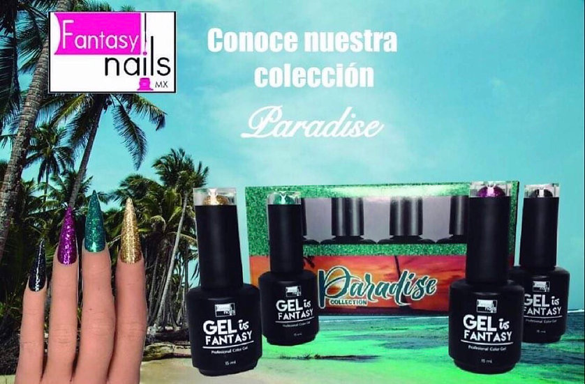 Paradise Gel Collection