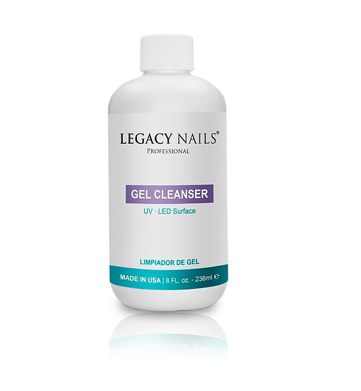 Legacy Nails Gel Cleanser 8oz