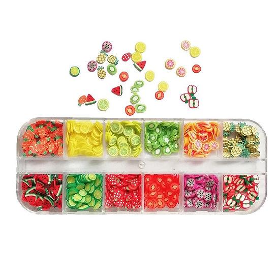 Fruit Fimo Box