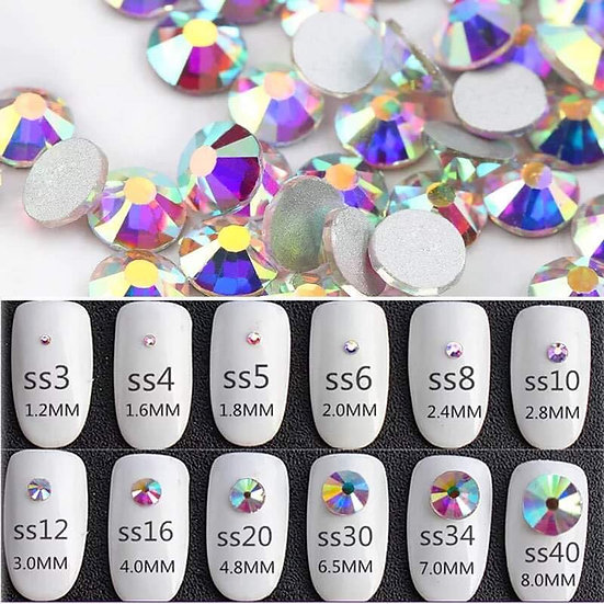 AB Crystals 1440 Pcs