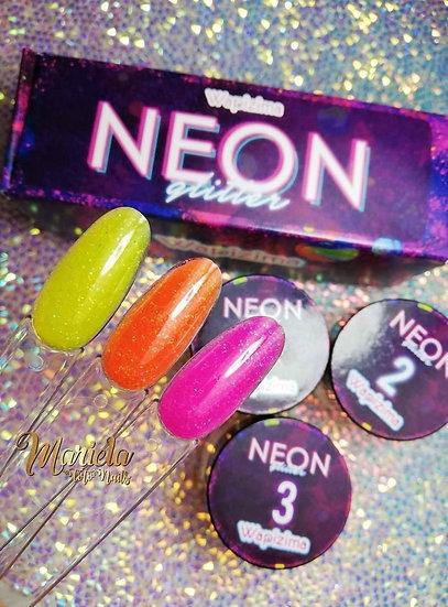 Mini Neon Glitter Collection