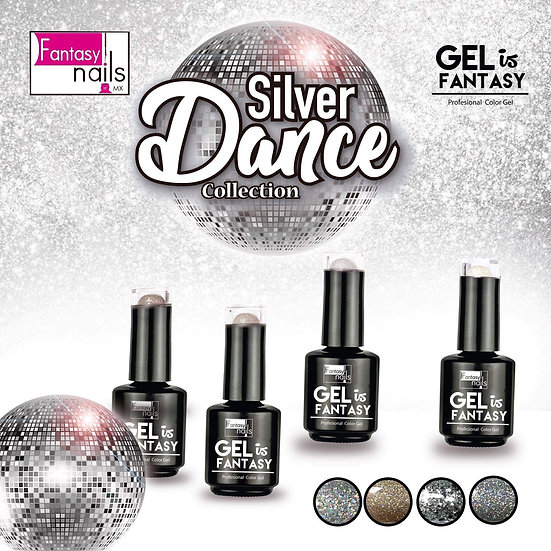 Silver Dance Gel Collection
