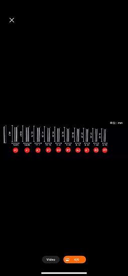 XXL TIPS  (400 pieces)