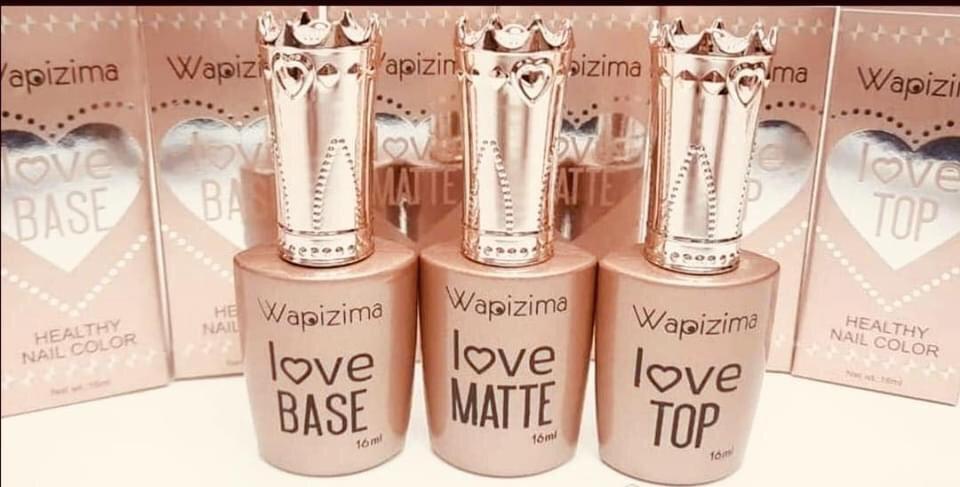 Wapizima Top/base/ matte