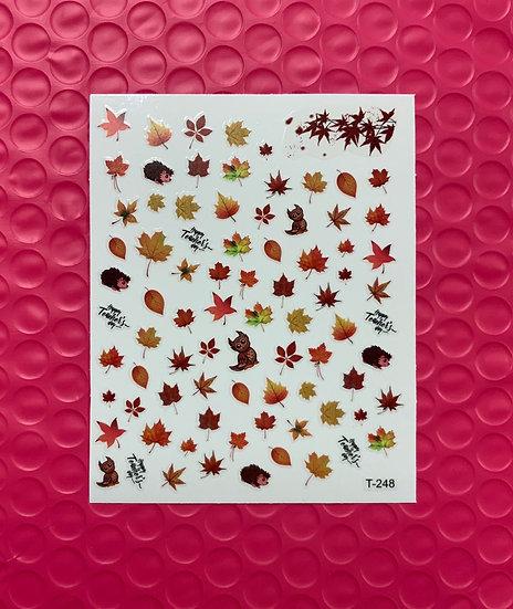 Leaves/Owls