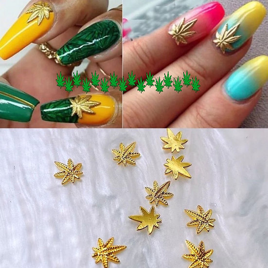 Weed Charms (10pcs)