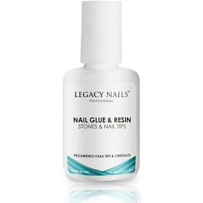 Nail Glue & Resin Legacy