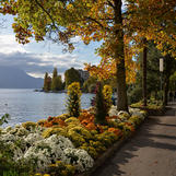 Montreux - Bord du lac