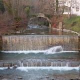 Vevey - Pont Romain Veveyse