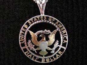 Kennedy Half Dollar Eagle