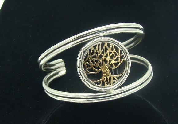 Tree of Life Quarter Bracelet