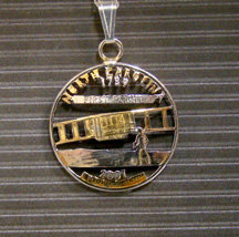 North Carolina Pendant