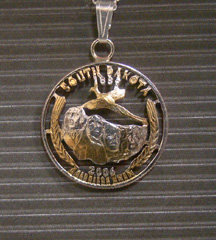South Dakota Pendant
