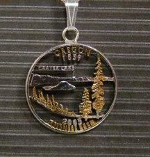 Oregon Pendant
