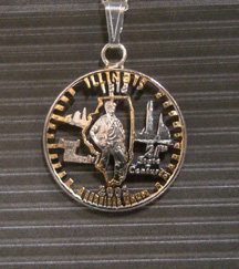 Illinois Pendant