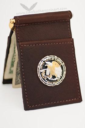 Walking Liberty Eagle Money Clip