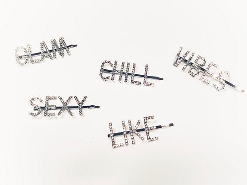 GLITZ | Hair Pin
