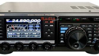 Yaesu FTDX1200 - Lo Nuevo