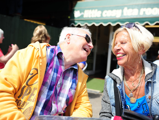 SPARKS: Open call for arts and cultural activities from the over 50s