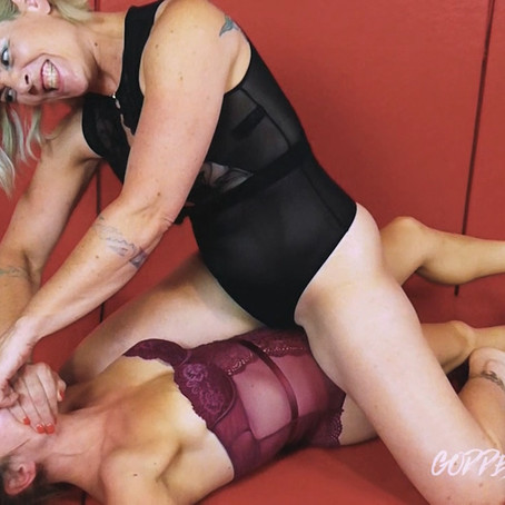 GT097 GT Lingerie Match Will Take Her Breath Away