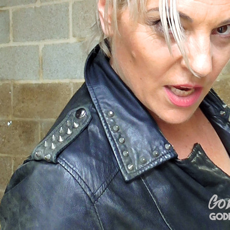 GT0090 POV Leather Lady of Beat Down Doom