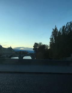 Pont du Carrousel, Paris, 2018