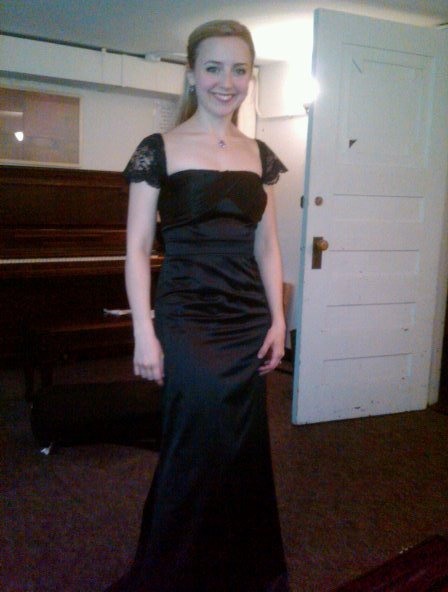 Backstage, Masters Recital