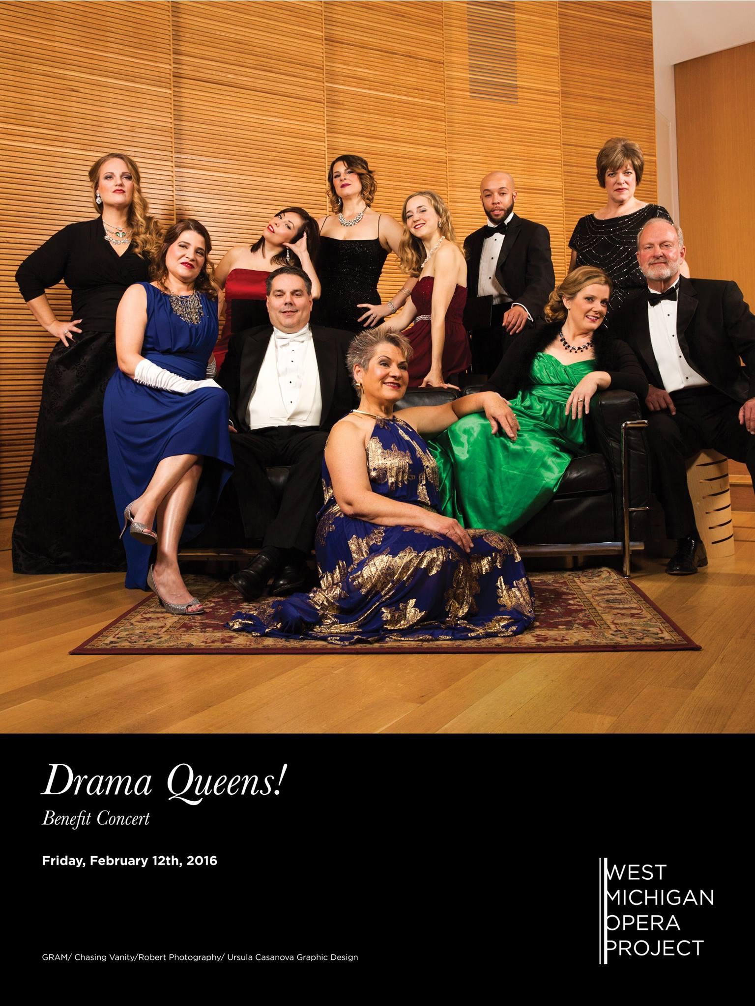 Drama Queens, WMOP