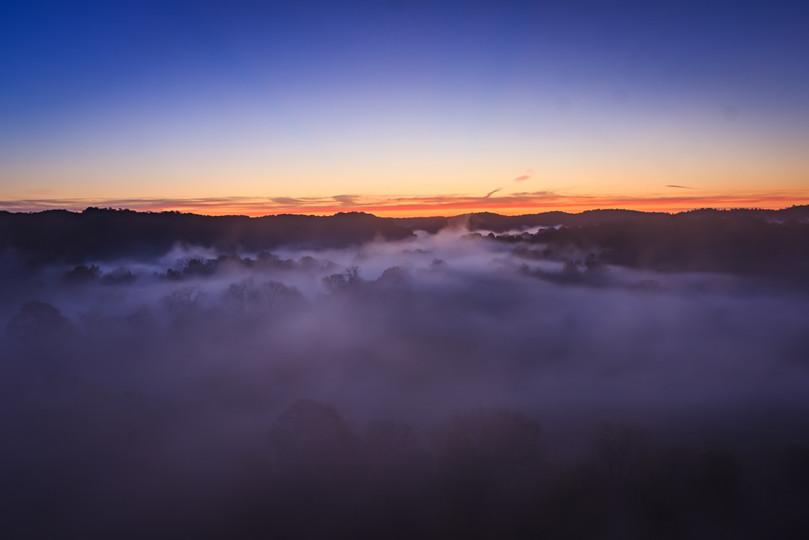 Sunrise - Blue