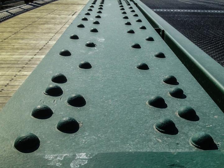 Bridge Rivets