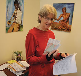 College Guild founder Julie Zimmerman