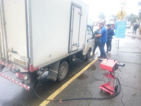 Inspeção para veículos diesel em todo o Estado de SP representa avanço na melhoria da qualidade do a