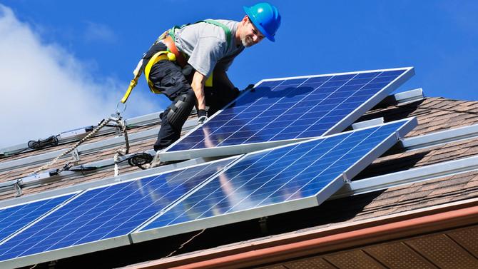 Capacidade mundial de energia solar aumentou quase 50% em 2016