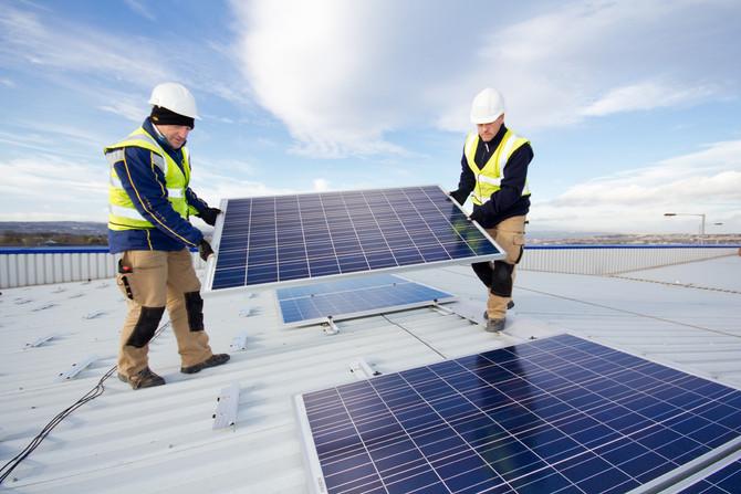 Energia renovável cresce em Mato Grosso