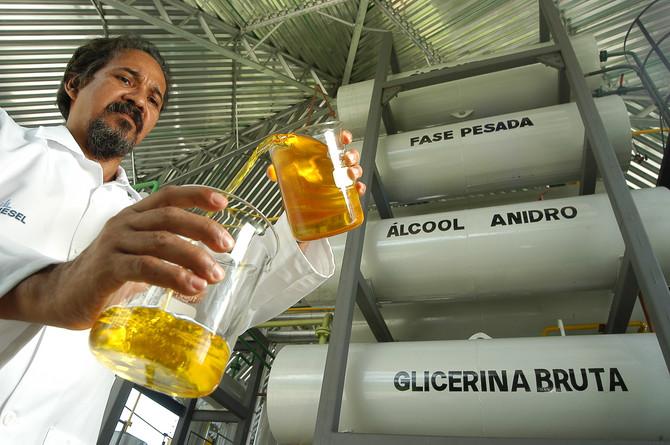 Câmara aprova maior percentual de biodiesel no óleo combustível