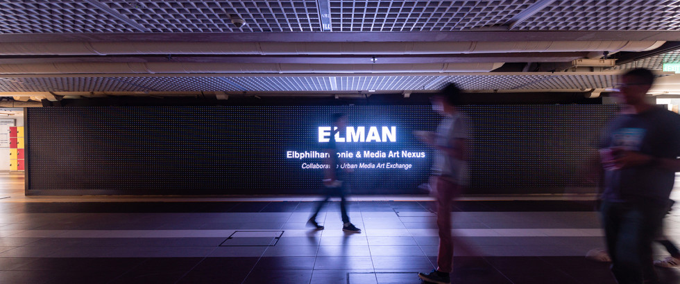 ELMAN animated trailer by Ivan Yew