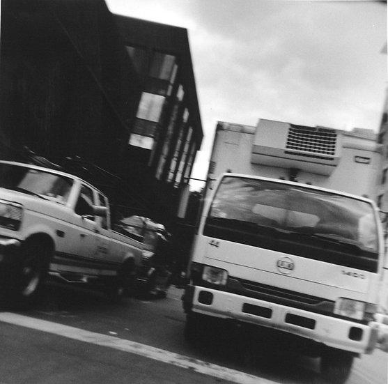 Two Trucks, Savannah.
