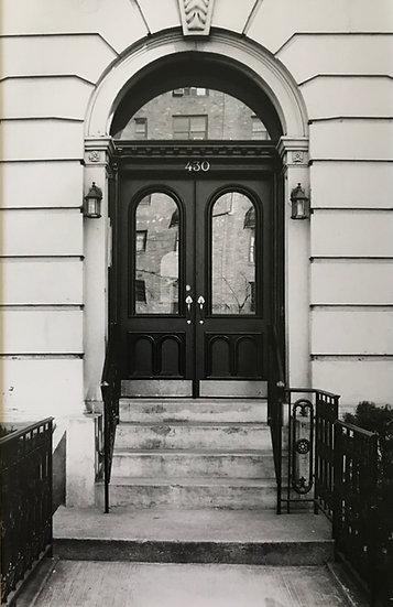 New York Doorway