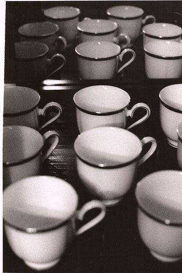 Vain Tea Cups.