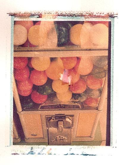 'Vintaged' Gumball Machine