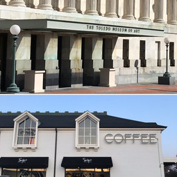 Toledo Museum of Art + SIP Coffee