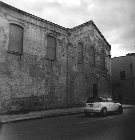 Savannah Side Street
