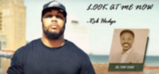 Look at Me Now - Rob Hodge - Tony Evans.