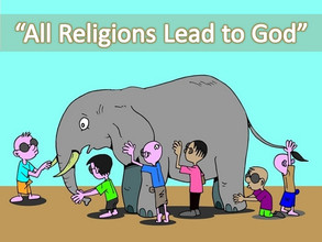 """All Religions Lead to God"""