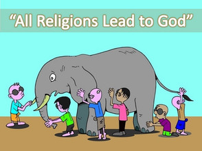 """""""All Religions Lead to God"""""""