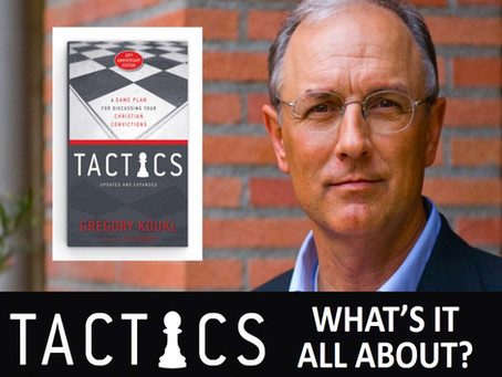 Tactics - What's It All About?