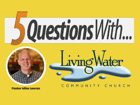 5 Questions With...